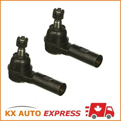 2X Front Outer Tie Rod End Kit For Dodge Ram 1500 Crew Cab 2006 2007 2008