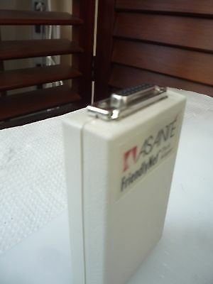 ASANTE FRIENDLY NET THICK ADAPTER - ETHERNET - PARALLEL PORT (ITEM # 1469/SII)