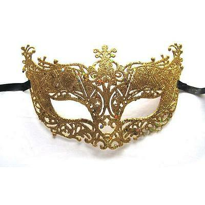 Venetian Eye Womens Mask Masquerade Party Carnival Fancy Ball Halloween Supply