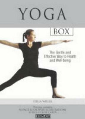 YOGA BOX - Stella Weller .... Boxed Set ........ NEW