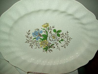 54 Piece Set Royal Doulton England ''southerland'' D6315 Marked Dishes