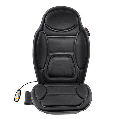 Medisana MCH Home Car Seat Cover Massager Neck Back 5 Massage Programmes New