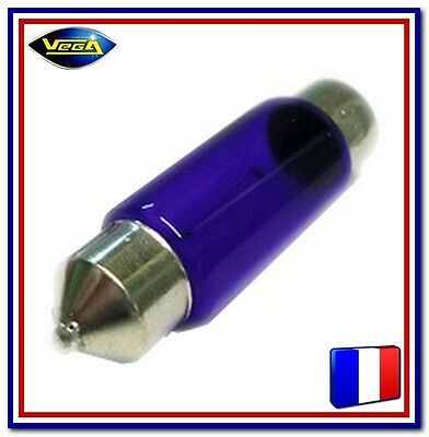 "1 Ampoule Vega® ""Day Light"" couleur xénon navette C5W C10W 39 mm sv8.5 12854 12V"