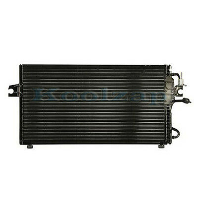 99-02 Villager Quest Air Condition A/C Cooling Serpentine AC Condenser Assembly