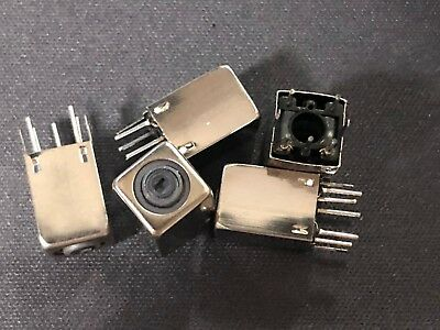 0.15uH VHF adjustable coil inductor shielded (x5 pcs)