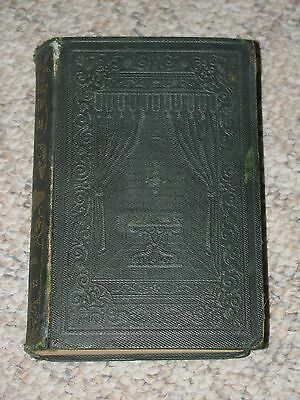 """SCARCE  """"Historical Sketches""""  By Rev. D.W. Clark    c.1856"""