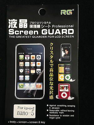 RG Professional Screen Guard For iPod nano-5