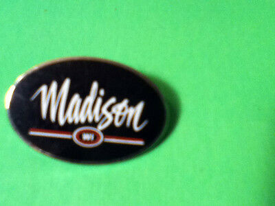 VINTAGE MADISON  WISCONSIN COLLECTOR PIN