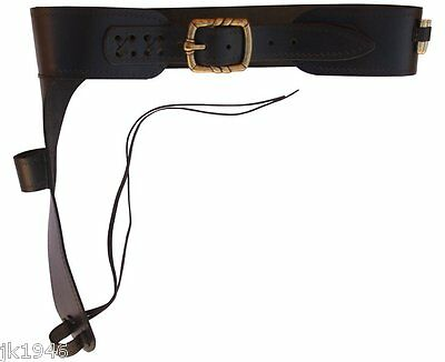 MARE'S LEG HOLSTER STEVE McQUEEN WANTED DEAD OR ALIVE FIREFLY ZOE