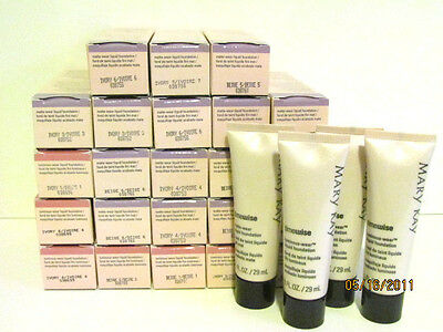 MARY KAY TIMEWISE LUMINOUS OR MATTE WEAR LIQUID FOUNDATION~YOU CHOOSE SHADE~!!!