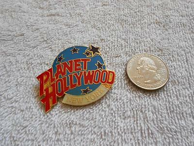 Planet Hollywood New York Pin Red White Blue