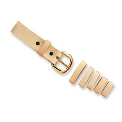 """Natural Belt Keeper 1-1/2"""" New 4600-04 by Tandy Leather"""