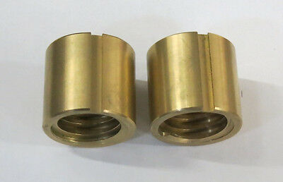Leadscrew Nuts For Bridgeport Series I Mill,y Axis Cross Feed)