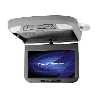"Power Acoustik PMD-102X 10.2"" Universal TFT-LCD Overhead Monitor w/ DVD Player"