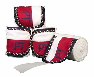 HKM Pro Team Polar Fleece Country Life 200 & 300cm Equestrian Horse Bandages