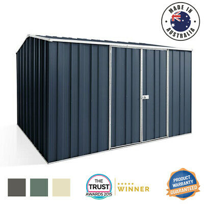 Cheap Sheds 2.8m x 2.8m Colour Garden Shed with BONUS Skylight - ON SALE