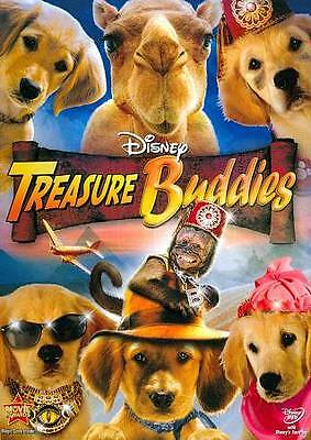 "Treasure Buddies (DVD,2012) ""Slipcover"" NEW;Free,Fast Shipping,Insurance+Track"