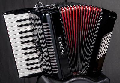 Primo Piano Accordion 48 with 2 voices
