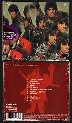 "PINK FLOYD ""The Piper At The Gates Of Dawn"" (CD Digipack) 2011 NEUF"