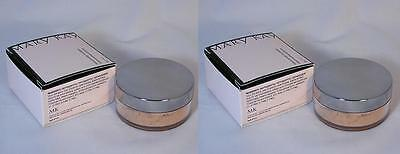 Lot of 2 Mary Kay Loose Mineral Powder Foundation - BEIGE  1  -TRUSTED SELLER!!!