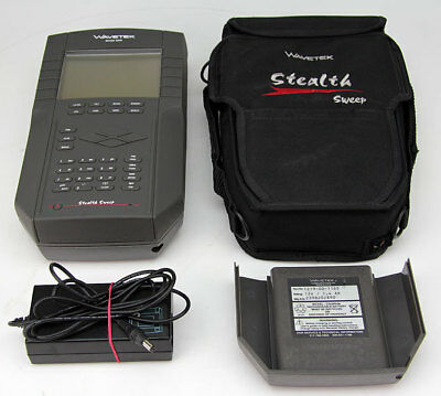 Wavetek 3SR DTAG System Sweep Receiver #7859