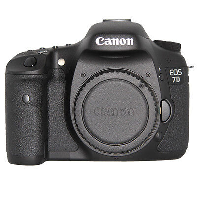 Canon EOS 7D 18MP SLR Digital Camera Body Only