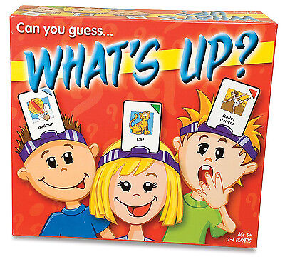 What's Up? - Brand New Party Game