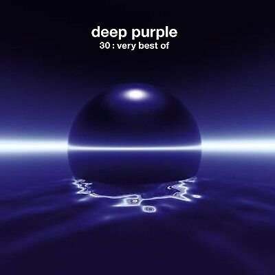 """DEEP PURPLE """"30: VERY BEST OF"""" CD – 30Th ANNIVERSARY  COLLECTION [AS NEW]"""