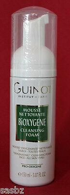 GUINOT Mousse bioxygène 150ml