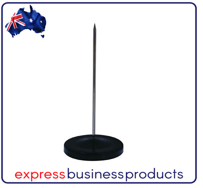 Receipt Spike File Wire With Base - EA33749