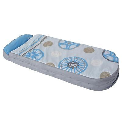 Boys Generic Blue Ready Bed Bedding Readybed Sleeping Bag Solution