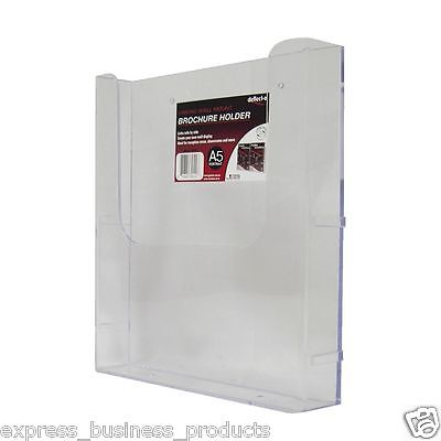 A5 Brochure Holder Wall Mounted - JP39611