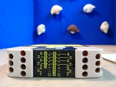 ABB Jokab E1T safety expansion relay 0,5s [N-8]