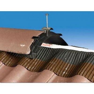 Klober Dry Roll-fix Ridge Kit 5 meters KR5000 - Black