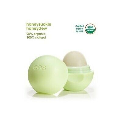 EOS Lip Balm Honeysuckle Honeydew Smooth Sphere