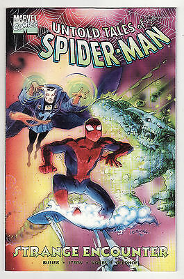 UNTOLD TALES OF SPIDER-MAN: STRANGE ENCOUNTER (Marvel--1998) SC ~Doctor Strange~