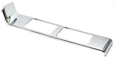 A/C heater vent trim passengers side 2 vent opening chrome for Peterbilt 00-05