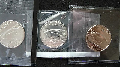 2005 P-D-S WASHINGTON QUARTER (WEST VIRGINIA) FROM MINT/PROOF SET (SEE PICTURES)