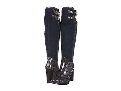 Ugg Collection Womens Aldabella boots Italy Ink/Charcoal Size 9 NIB $795