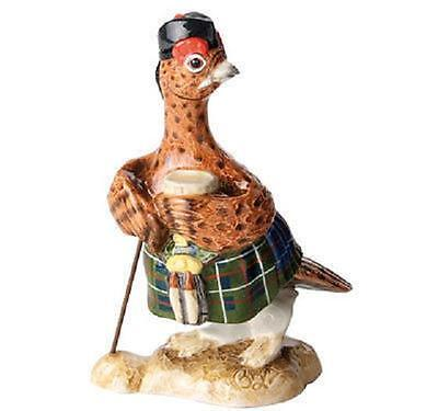 John Beswick Bryn Parry INFAMOUS GROUSE - New & Boxed - ***REDUCED***