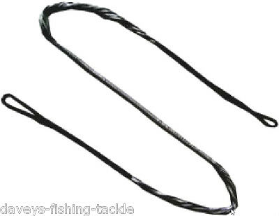 REPLACEMENT CROSSBOW STRING FOR HUNTING FOAM TARGET PRACTICE 50 80 150 175 lb