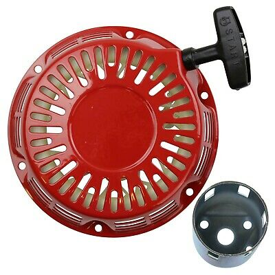 Recoil Start Pull Starter for Honda Gx240 Gx270  8 - 9hp And Chinese Copy Engine