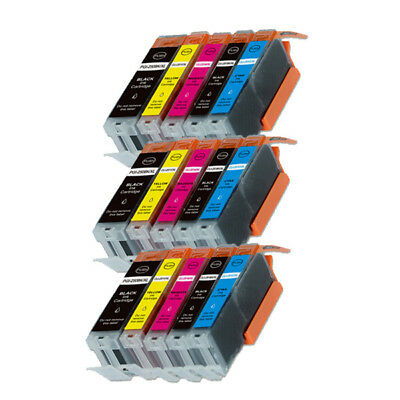 30 New Ink Combo Pack for Canon PGI-250 CLI-251 Pixma MG5520 MX922 MX722 MG6420