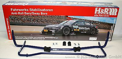 H&R Stabilisator Set BMW 3er E30 + M3 + Touring + Cabio TOP NEU  33577-1