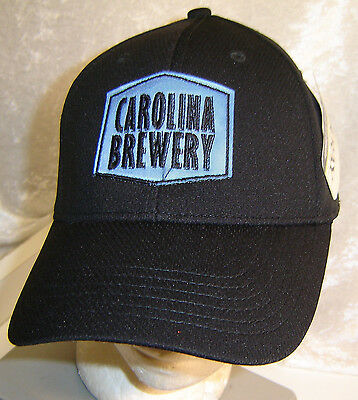 Carolina Brewery (NC) Fitted s/m (size 7) Embroidered Hat Ball Cap New