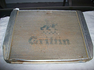 "Griffin Single Pass 26"" Radiator IMCA UMP"
