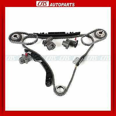 Timing Chain Kit for Nissan 3.5L Altima Maxima 350Z Murano Infiniti VQ35DE V6