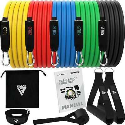RDX Weight Lifting Barbell Pad Squat Bar Powerlifting Neck Shoulder Protection