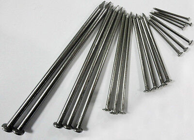 Common Round Head Wire Nails Bright 75mm - 150mm CHOOSE YOUR PACK SIZE Nail