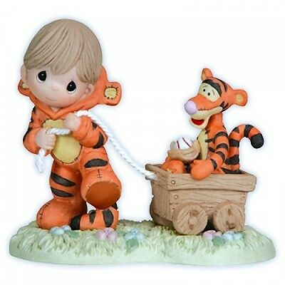 Precious Moments Disney Winnie the Pooh Tigger Put A Little Bounce In Your Step